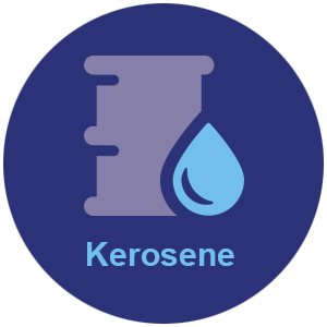 Kerosene barrel icon